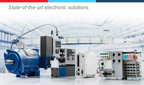 Electronics for Industrial Hydraulics