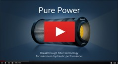 Pure Power Hydraulic Filtration