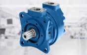 High Torque Vane Motors