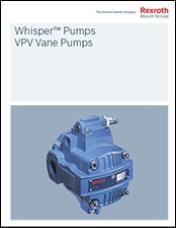 VPV Whisper™ Vane Pump Catalogs and Guides