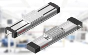 Ready-to-mount linear system with a compact envelope and economical price-to-performance ratio.