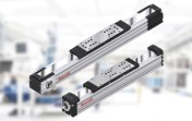 Robust modules for high feed forces and speeds, accurate positioning, and high repeatability.