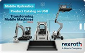 Mobile Hydraulics Product Catalog on USB