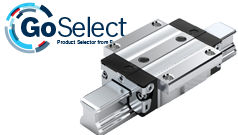Select Linear Block and Rails
