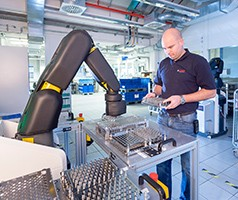 Find out more about Non-contact human-robot collaboration for the Smart Factory