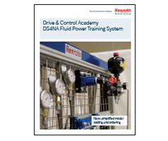 Drive & Control Academy DS4NA Fluid Power Training System