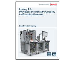 Industry 4.0 – Innovations and Trends from Industry for Educational Institutes