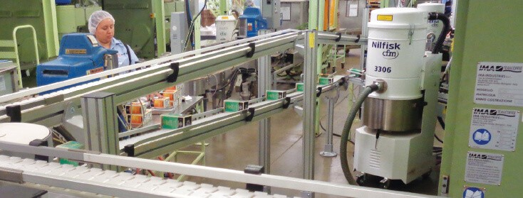 Bosch Rexroth ProBuilder Helps a 326-year-old Tea Company Move at a Modern Pace with VarioFlow plus
