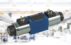 Directional Spool Valve Selector